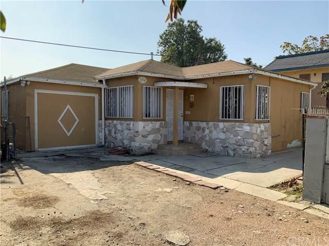 454 W Alondra Boulevard, Compton, CA 90220 (#302073764) :: Whissel Realty