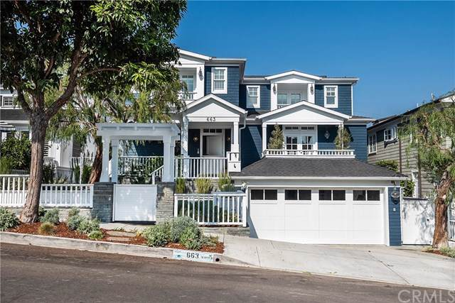 663 18th Street, Manhattan Beach, CA 90266 (#302079859) :: Whissel Realty