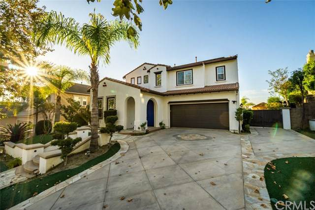 2859 Muir Trail Drive, Fullerton, CA 92833 (#302079860) :: Whissel Realty