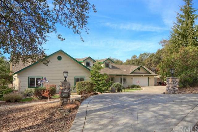 47378 Lookout Mountain Drive, Coarsegold, CA 93614 (#302083390) :: Whissel Realty