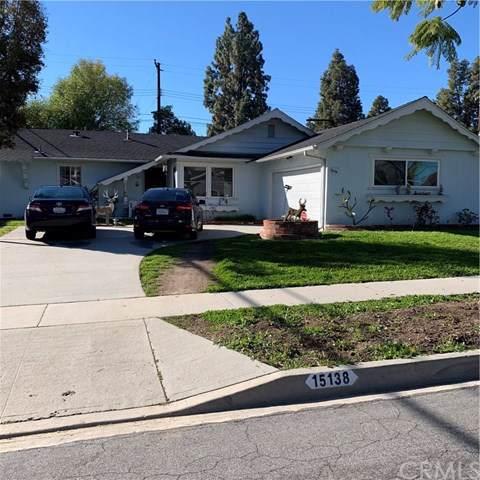 15138 Gardenhill Drive, La Mirada, CA 90638 (#302090475) :: Whissel Realty
