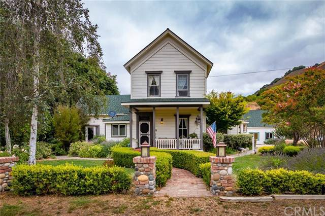 6250 Santa Rosa Creek Road, Cambria, CA 93428 (#302093952) :: Cay, Carly & Patrick   Keller Williams