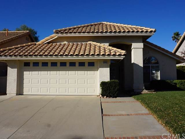 833 Riviera Avenue, Banning, CA 92220 (#302104369) :: Whissel Realty