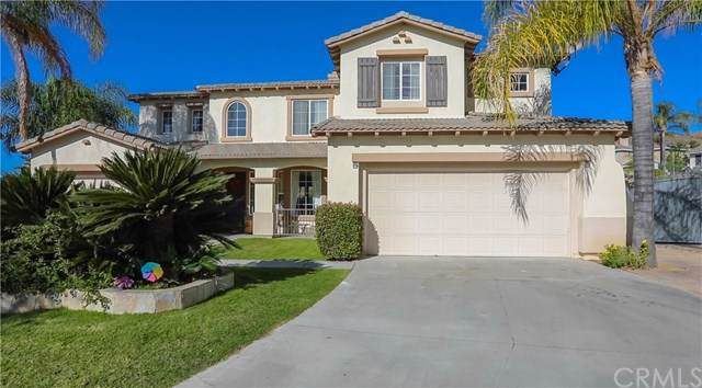 11812 La Costa Court, Yucaipa, CA 92399 (#302107563) :: Be True Real Estate