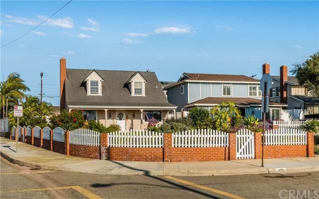 450 N Paulina Avenue, Redondo Beach, CA 90277 (#302107586) :: Whissel Realty
