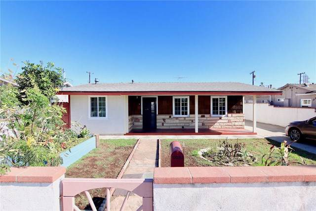 10582 Sycamore Avenue, Stanton, CA 90680 (#302123427) :: Whissel Realty