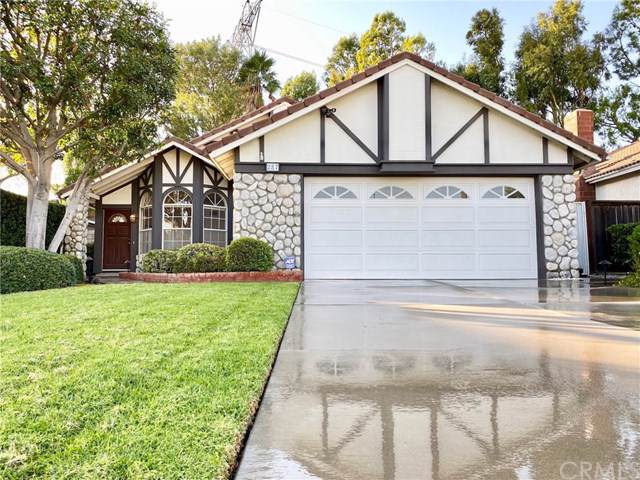 287 S Raspberry Lane, Anaheim Hills, CA 92808 (#302123436) :: Whissel Realty