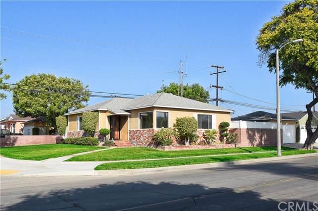 3702 Fanwood Avenue, Long Beach, CA 90808 (#302126637) :: Whissel Realty