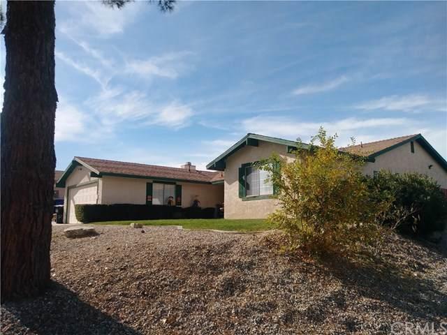 12788 Sierra Creek Road, Victorville, CA 92395 (#302136105) :: Whissel Realty