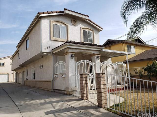 300 N Alhambra Avenue, Monterey Park, CA 91755 (#302140682) :: Whissel Realty