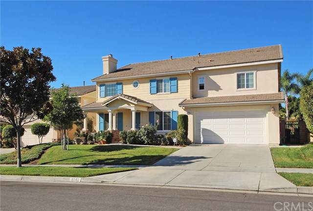 6742 Meriwether Court, Alta Loma, CA 91701 (#302140694) :: Whissel Realty