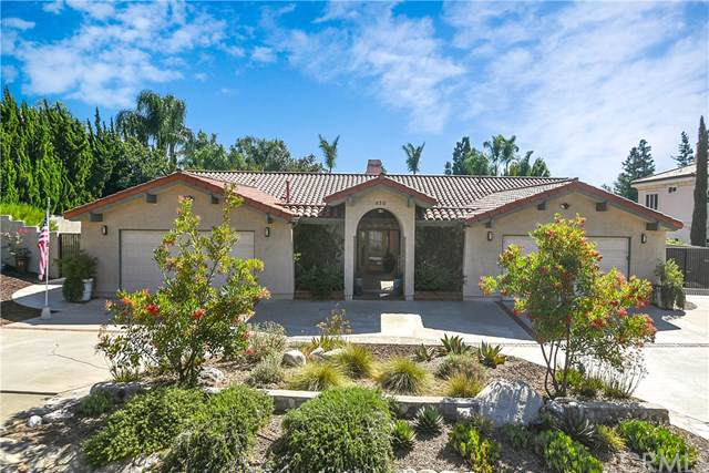 830 Deep Springs Drive, Claremont, CA 91711 (#302145103) :: Whissel Realty