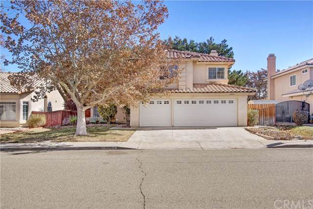 44440 Tarragon Drive, Lancaster, CA 93536 (#302145146) :: Whissel Realty