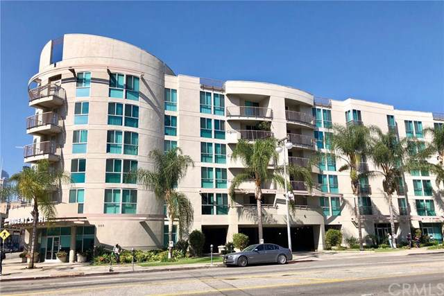 267 S San Pedro Street #506, Los Angeles, CA 90012 (#302148238) :: Whissel Realty