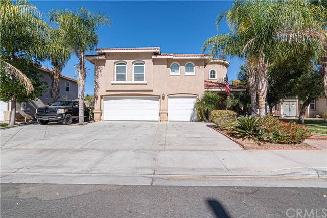 28188 Cranberry Road, Romoland, CA 92585 (#302151456) :: Whissel Realty