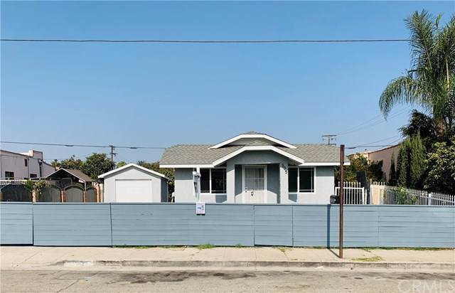 905 W Magnolia Street, Compton, CA 90220 (#302151484) :: Whissel Realty