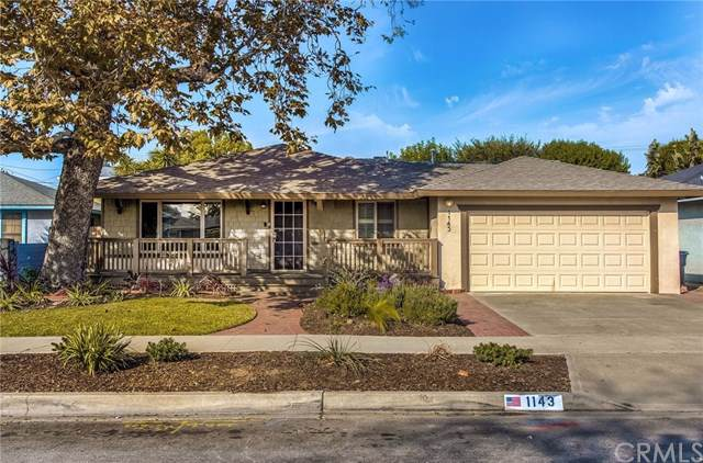 1143 E Oakmont Avenue, Orange, CA 92867 (#302154630) :: Whissel Realty