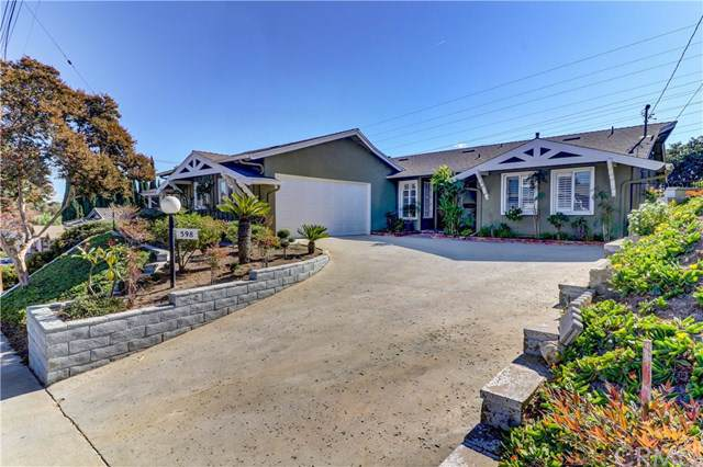 598 Taylor Drive, Monterey Park, CA 91755 (#302154658) :: Whissel Realty
