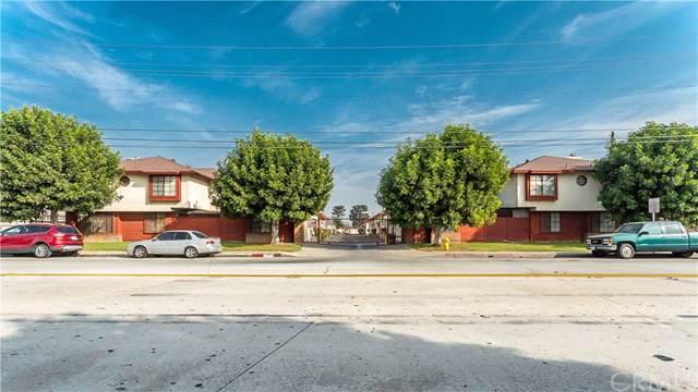2630 Santa Anita Avenue #14, El Monte, CA 91733 (#302154660) :: Whissel Realty