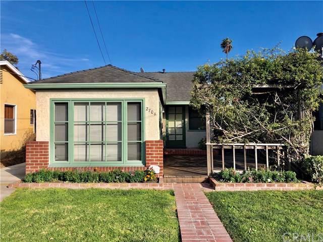 2704 S Denison Avenue, San Pedro, CA 90731 (#302157816) :: Whissel Realty