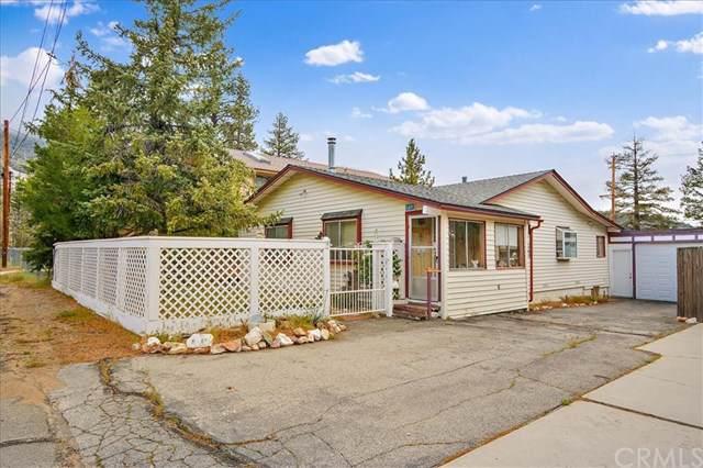 1093 Pan Springs Lane, Big Bear, CA 92314 (#302157877) :: Whissel Realty