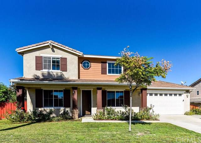 17031 Greentree Drive, Riverside, CA 92503 (#302197357) :: Whissel Realty