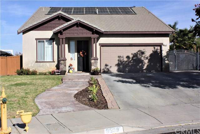 8509 Cabin Place, Riverside, CA 92508 (#302197396) :: Whissel Realty