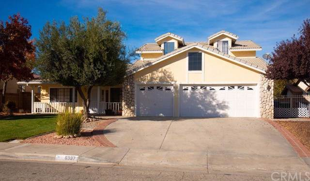 6337 W Avenue L12, Lancaster, CA 93536 (#302197438) :: Whissel Realty