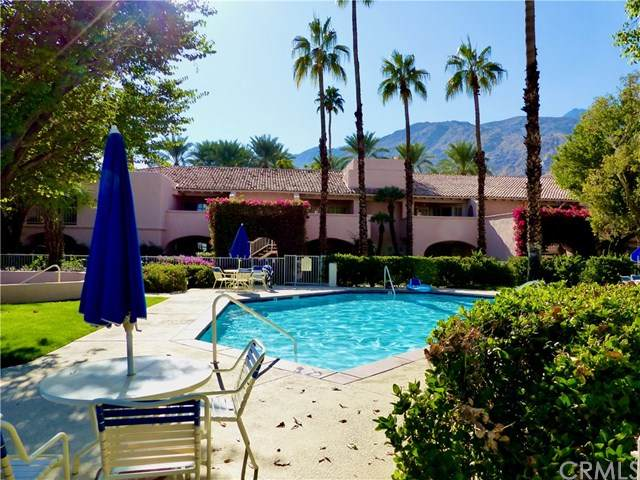500 E Amado Road #221, Palm Springs, CA 92262 (#302197450) :: Whissel Realty