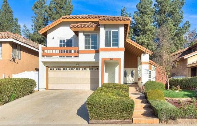 28 Mesa Ridge Drive, Phillips Ranch, CA 91766 (#302200495) :: Whissel Realty