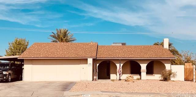 1308 Lillyhill Drive, Needles, CA 92363 (#302203695) :: Whissel Realty