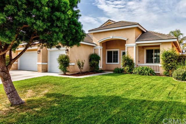 6065 Colonial Downs Street, Eastvale, CA 92880 (#302270697) :: Whissel Realty