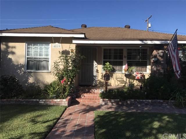 4519 Dunrobin Avenue, Lakewood, CA 90713 (#302270699) :: Keller Williams - Triolo Realty Group