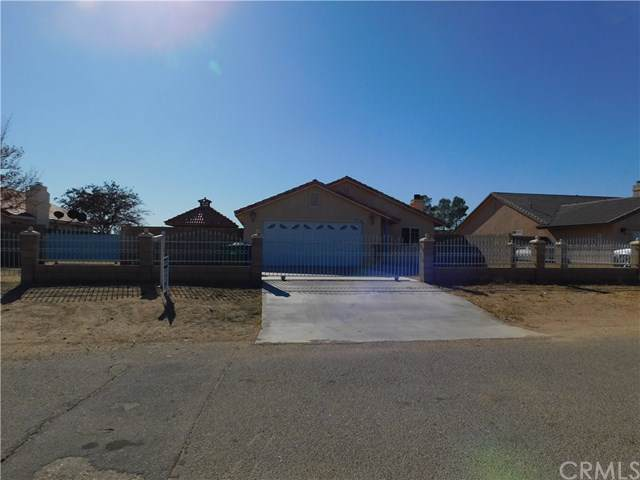 9736 Oleander Avenue, California City, CA 93505 (#302289211) :: Whissel Realty