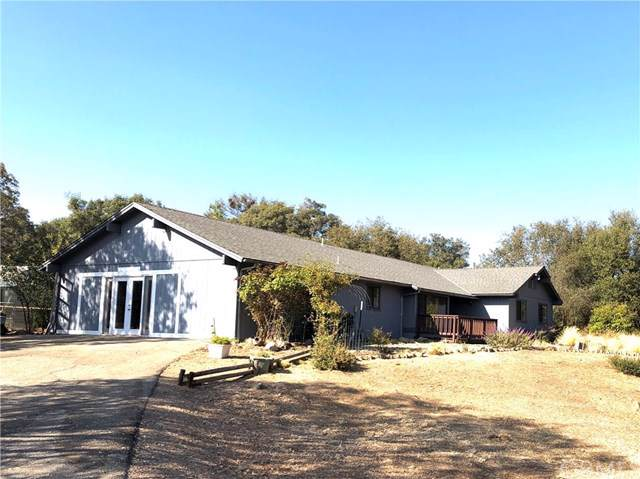 44527 Spring Hill Road, Coarsegold, CA 93614 (#302295428) :: Whissel Realty