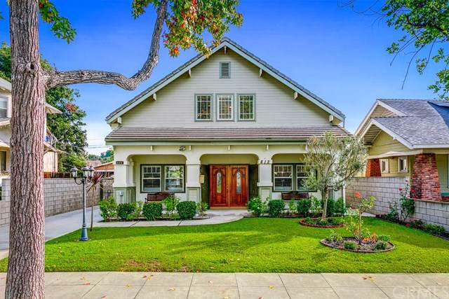 812 N Electric Avenue, Alhambra, CA 91801 (#302295434) :: Whissel Realty