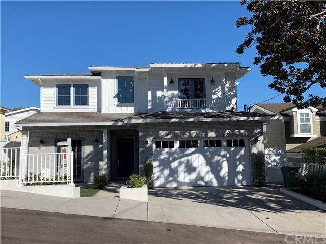 849 12th Court, Manhattan Beach, CA 90266 (#302295450) :: Whissel Realty