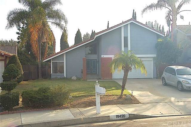 19420 Greyhall Street, Rowland Heights, CA 91748 (#302295514) :: Whissel Realty