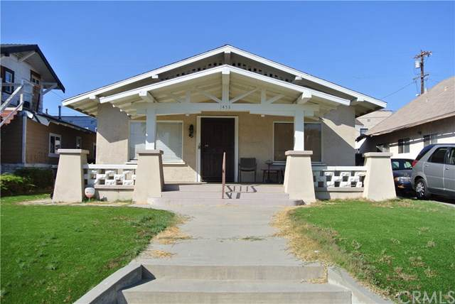 1453 W 47th Street, Los Angeles, CA 90062 (#302295615) :: Cane Real Estate