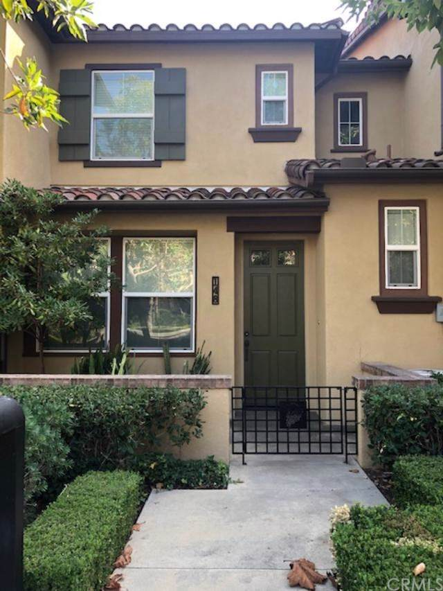 148 Coral Rose, Irvine, CA 92603 (#302295641) :: Whissel Realty