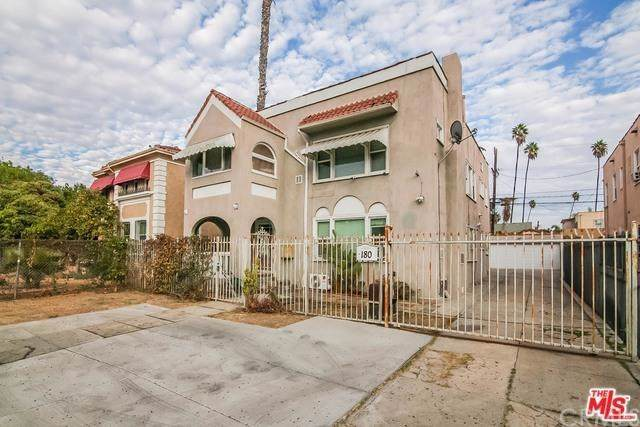 178 N Normandie Avenue, Los Angeles, CA 90004 (#302296112) :: Whissel Realty