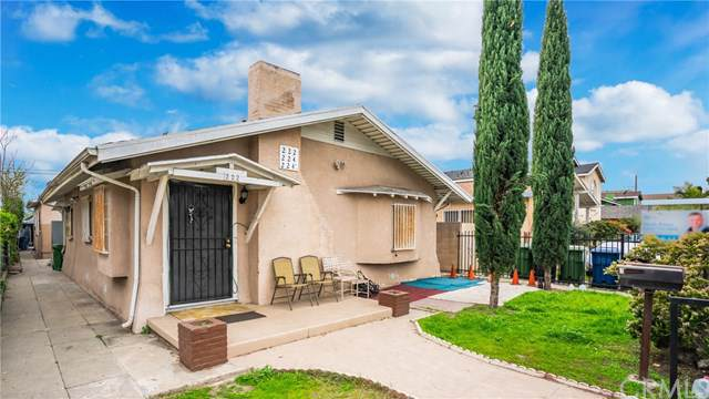 222 W 62nd Street, Los Angeles, CA 90003 (#302296231) :: Whissel Realty