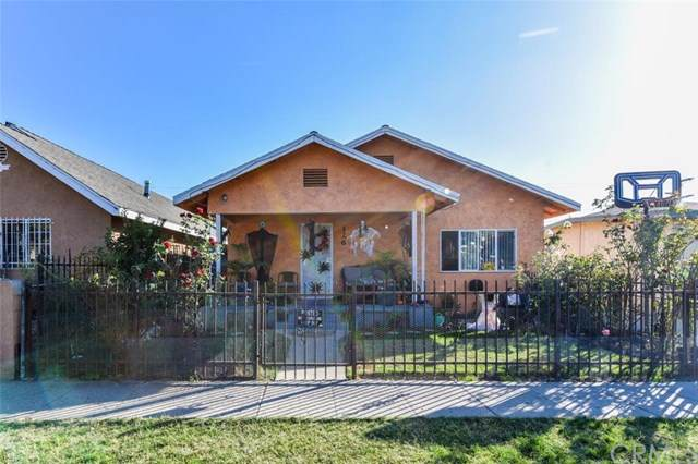 126 E 99th Street, Los Angeles, CA 90003 (#302296312) :: Whissel Realty