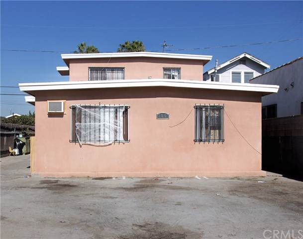 155 E 88th Place, Los Angeles, CA 90003 (#302296413) :: Whissel Realty