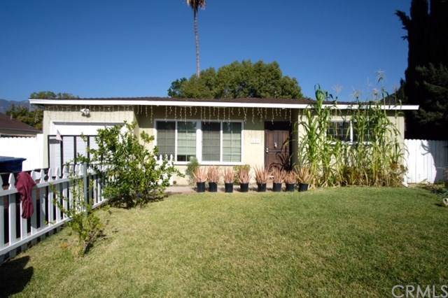 337 W Olive Avenue, Monrovia, CA 91016 (#302296458) :: Whissel Realty