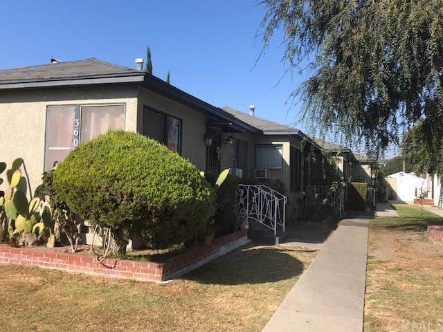 3601 Los Flores Boulevard, Lynwood, CA 90262 (#302296518) :: Whissel Realty