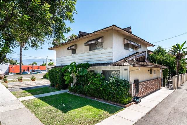 1420 S 2nd Street, Alhambra, CA 91801 (#302296525) :: Whissel Realty