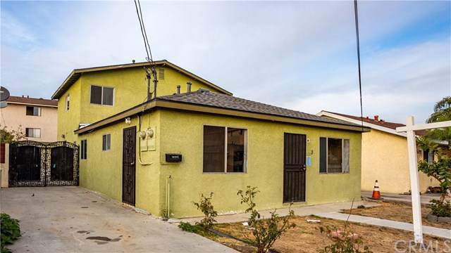 3239 W 139th Street, Hawthorne, CA 90250 (#302296654) :: Whissel Realty