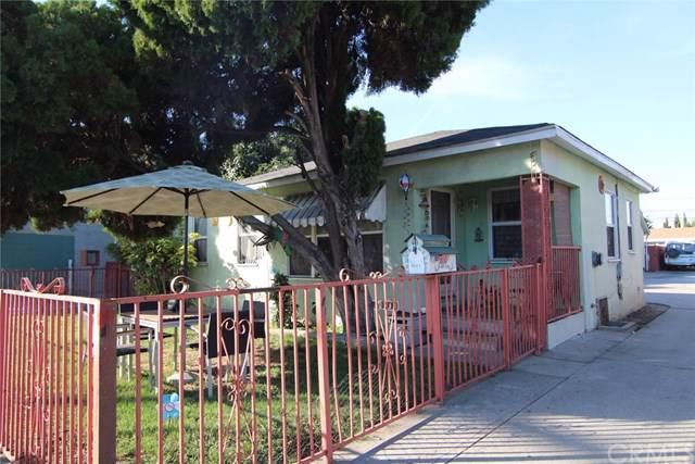 3321 Norton Avenue, Lynwood, CA 90262 (#302296713) :: Whissel Realty