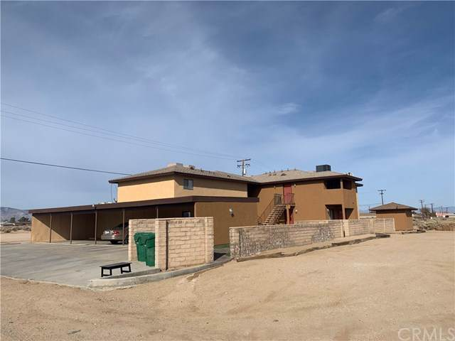 8525 Forest Boulevard, California City, CA 93505 (#302296740) :: Whissel Realty